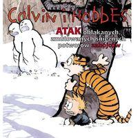 Calvin i Hobbes Atak obłąkanych, zmutowanych śnieżnych potworów zabójców t.7 (128 str.)