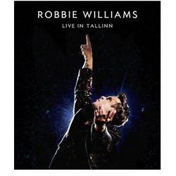 Robbie Williams: Live In Tallinn z kategorii Muzyczne DVD