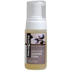 Macrovita SHAVING FOAM Pianka do golenia z bawełną i bio-chmielem (31044) z kategorii Pianki do golenia