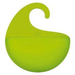 Organizer łazienkowy surf xl - kolor oliwkowy,  marki Koziol