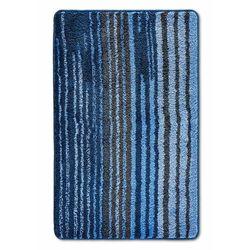 Bonprix Dywanik łazienkowy w paski niebieski