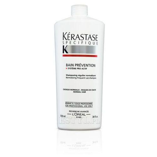 Kerastase Prevention - Kąpiel zagęszczająca do włosów normalnych 1000ml - oferta [355c4878e7f5247f]