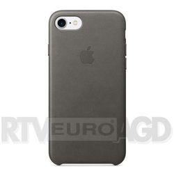 Apple Leather Case etui do iPhone 7 (burzowa chmura) z kategorii Futerały i pokrowce do telefonów