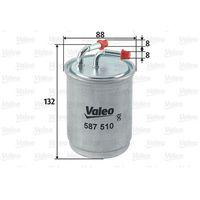Valeo filtr diesel przeplywowy 587510, Valeo 587510