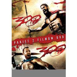 300/300: Początek Imperium - Pakiet 2 Filmów (3DVD), towar z kategorii: Pakiety filmowe