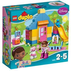 Lego Duplo Klinika 10606 (dziecięce klocki)