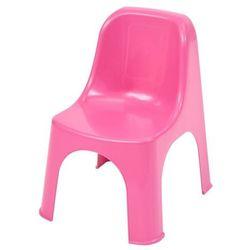 Blooma Krzesełko dziecięce różowe