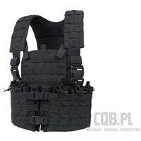 Condor Kamizelka taktyczna  modular chest set czarna cs-002