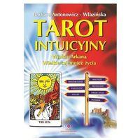 Tarot intuicyjny Wielkie Arkana Wielkie tajemnice życia (320 str.)