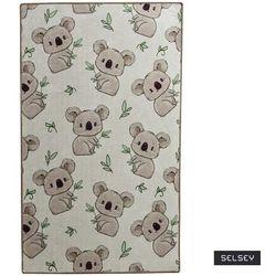 dywan do pokoju dziecięcego dinkley koala 80x120 cm marki Selsey