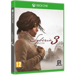 Microids Syberia 3 - gra Xbox One