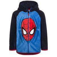 Marvel SPIDERMAN Kurtka z polaru palace blue/peacoat/racing red