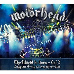 Motörhead - THE WORLD IS OURS - VOL. 2 z kategorii Muzyczne DVD