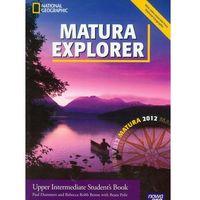 Matura Explorer Upper Intermediate Student's Book z płytą CD