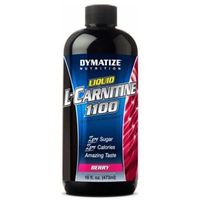 Dymatize L-Carnitine Liquid 473 Ml Lemonade - Berry
