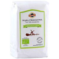 Symbio Mąka orkiszowa typ 750 chlebowa bio 1kg (5903874561279)