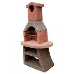 Grill ogrodowy LANDMANN betonowy Roma asymetryczny barwiony 11714M