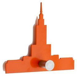 Wieszak pojedynczy pałac pomarańczowy marki Robert szuba