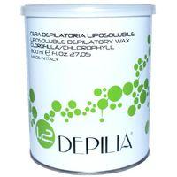 Depilia wosk z Chlorofilem 800ml