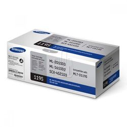 Samsung oryginalny toner MLT-D119S, black, 2000s, Samsung ML-1610, 2010, 2510, 2570, SCX-4321, 4521 - sprawdź