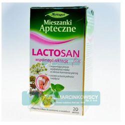 Zioła Lactosan fix 1,5 g 20 saszetek (lek suplementy ciążowe)