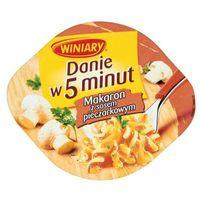 50g danie w 5 minut makaron z sosem pieczarkowym marki Winiary