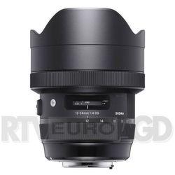 Sigma A 12-24mm f/4 DG HSM Canon - produkt w magazynie - szybka wysyłka! - sprawdź w wybranym sklepie