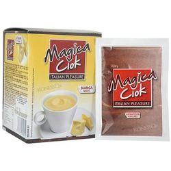 Biała czekolada na gorąco  10x25g od producenta Magica ciok