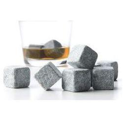 Kamienne kości do drinków - różne kolory, whiskey stones z kategorii Upominki