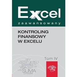 Kontroling finansowy w Excelu, pozycja z kategorii E-booki