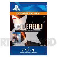 Battlefield 1 - Kompletny Zestaw Wyposażenia [kod aktywacyjny]