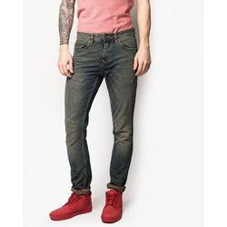 TIMBERLAND SPODNIE SARGENT DEN DENIM, jeansy
