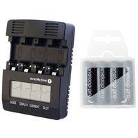 ładowarka everActive NC-3000 + 4 akumulatory Panasonic ENELOOP PRO R6/AA 2550 mAh - sprawdź w wybranym sklep