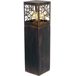 Brilliant Whitney 46394/55 lampa stojąca ogrodowa 1x60W E27 brązowy