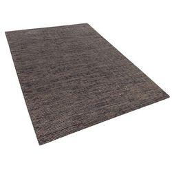 Dywan brązowy bawełniany 120x170 cm SARAY