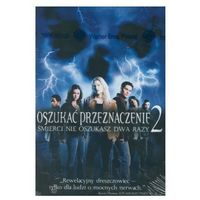 Oszukać przeznaczenie 2 (DVD) - J. Mackye Gruber, Eric Bress (7321910238530)