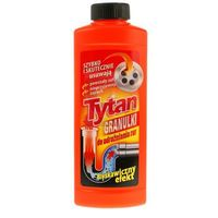 500g granulki do udrożniania rur marki Tytan