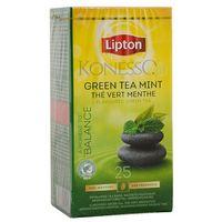 Lipton Zielona herbata  classic green tea mint 25 kopert (8722700587156)