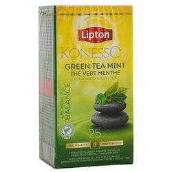 Zielona herbata Lipton Classic Green Tea Mint 25 kopert (herbata zielona)