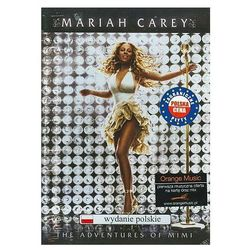 Mariah Carey - ADVENTURES OF MIMI (PL) (muzyczne DVD)