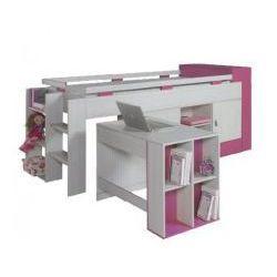 Łóżko biurkiem Komi KM16 L/P, 1086