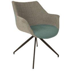 Zuiver Fotel DOULTON niebieski 1200114