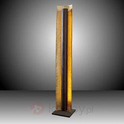Holländer UTOPISTICO lampa stojąca Mosiądz, Złoty, 1-punktowy (4250151333991)
