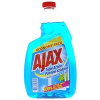 Ajax  750ml płyn do szyb triple action zapas