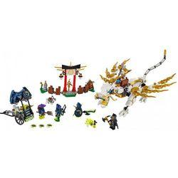 Lego Ninjago Smok Mistrza Wu 70734, klocki