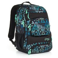 Plecak młodzieżowy Topgal HIT 888 E - Green, kolor zielony