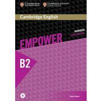 Empower Upper Intermediate. Ćwiczenia z Odpowiedziami + Downloadable Audio, oprawa miękka