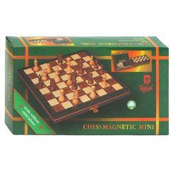 Szachy mini magnetyczne (672719) - produkt z kategorii- Gry planszowe