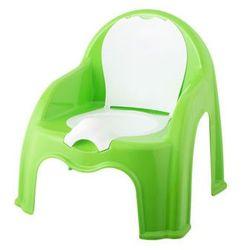Pucuś Krzesełko nocnik zielony