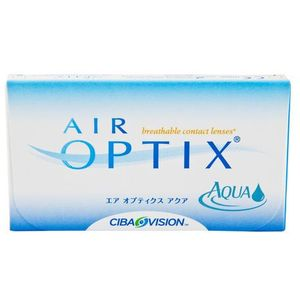 Ciba vision Air optix aqua 6 szt